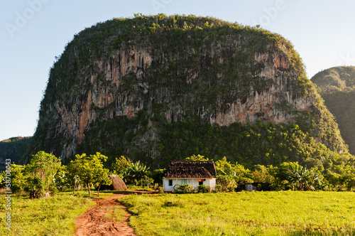 Morning in Vinales Valley, Cuba