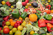 Leinwandbild Motiv Food Waste
