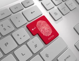 Fingerprint  - ENTER