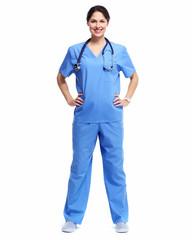 Medical nurse.