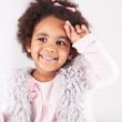 African descent child - 58711053