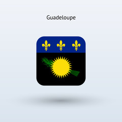 Guadeloupe flag icon