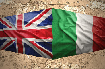 United Kingdom and Italy