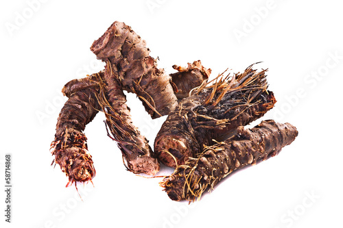 Dried root of Rhodiola rosea