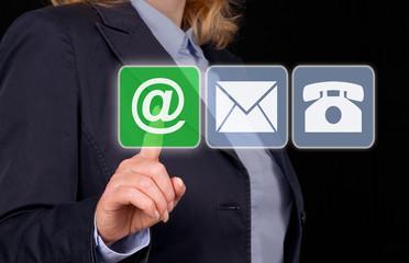 Kontakt und Kommunikation