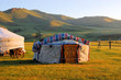 Yurt in Mongolia - 58721054