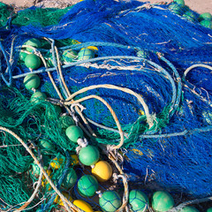Formentera Balearic Islands fishing tackle nets longliner