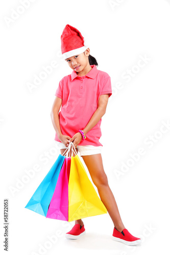 Shopping At Christmas