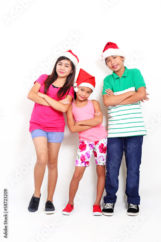 Kids At Christmas