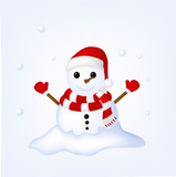 Snow Man Celebrate Christmas 2