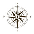 Compass wind rose - 58726610