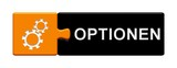 Puzzle-Button orange schwarz: Optionen