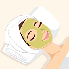 Acne Treatment Facial Mask