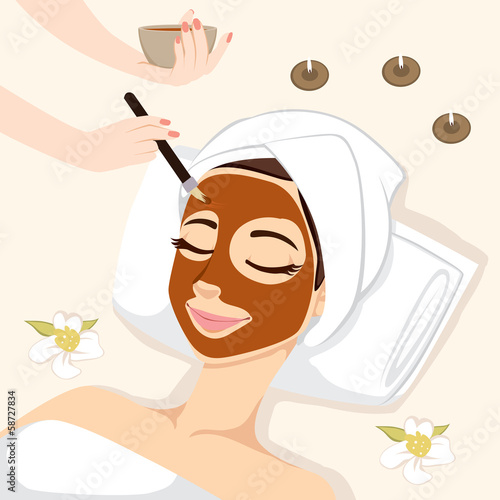 Chocolate Mask Treatment