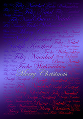 Merry Christmas holiday background - for your holiday projects