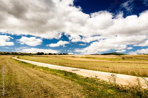 Sardegna, campagna in Trexenta