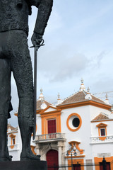 Seville Bullfight Arena