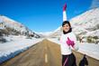 Winter runner success