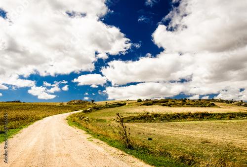 Sardegna, paesaggio in Trexenta