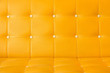 yellow upholstery leather pattern background