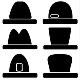 icons hats for men