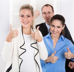 Erfolgreiche Zusammenarbeit - Arbeit im Team