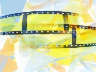 film roll background