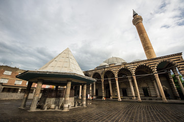 Ulu mosque in Diyarbakir, Turkey