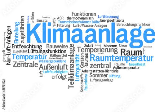 Klimaanlage (Klimagerät, Klimatechnik, Luftqualität)