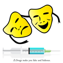 Campaign of awarness against drugs