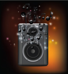 Music Speakers With Melody