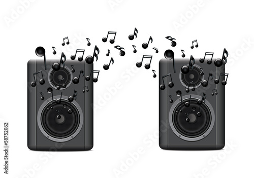 Music Speakers With Melody2