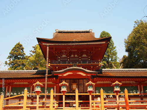 Kasuga Taisha Shrine - Nara, Japan