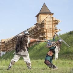 War between vikings