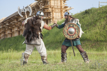 War between vikings