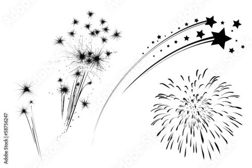 Feuerwerk Set - 58756247