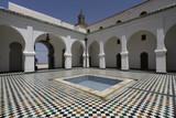 Sidi Boumediene Madrasa courtyard, Algeria