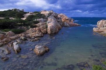 spiaggia - baia