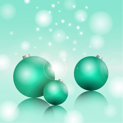 Christmas Vector Background