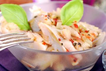 herring salad for christmas