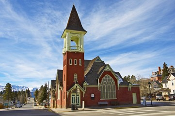 Leadville Old Church