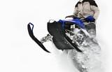 Snowmobile Jump - 58765891