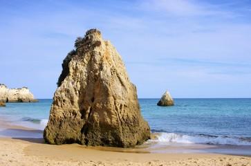 Algarve Strand Dos Tres Irmaos 01