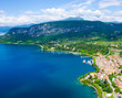 canvas print picture - Gardasee -  Garda