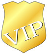 VIP in Gold