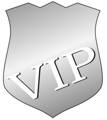 VIP in Silber