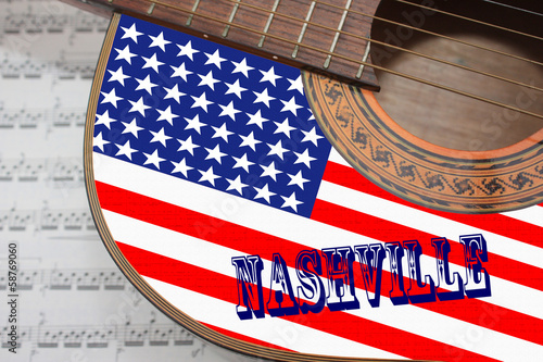 NASHVILLE  -  Country Music
