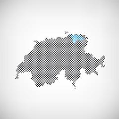 Schweiz Kanton Thurgau