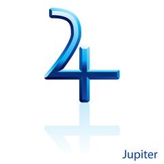 Jupiter sign.