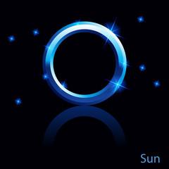 Sun sign.